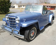 Duane Demars - 1950 Willys Jeepster