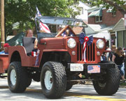 Chris Cooper - 1954 Willys CJ-3B