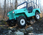 Brian Carpenter - 1955 Willys CJ-3B