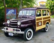 Dennis Salas - 1956 Willys Station Wagon
