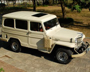 Pablo Gonzalez - 1960 Willys Station Wagon