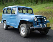 Denny Napier - 1961 Willys Station Wagon