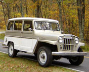 Brett Dixon - 1962 Willys Station Wagon