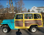 Tim Mikac - 1963 Willys Station Wagon