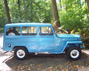 David Kline - 1964 Willys Station Wagon