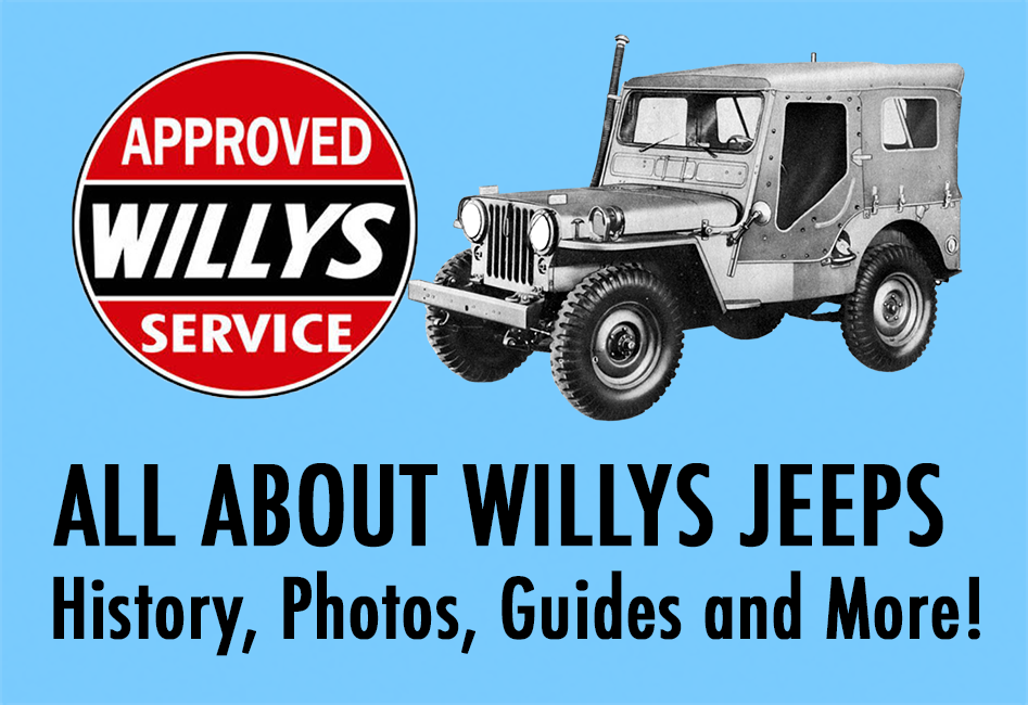 About Willys Vehicles - Station Wagon
