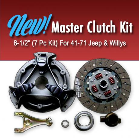 Willys Jeep Parts | Kaiser Willys Jeep Parts and Restoration
