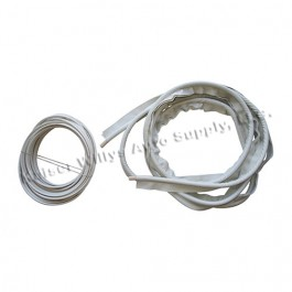Complete Door Surround Wire On & Wind Lace Kit (Off White) Fits 46-64 Truck, Station Wagon