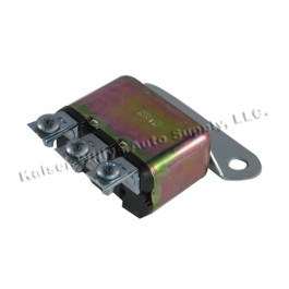 Horn Relay (12 volt)  Fits  46-71 Jeep & Willys