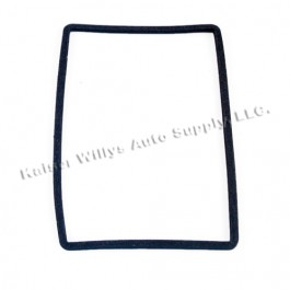 Tail & Stop Light Lens to Bezel Gasket (2 required per vehicle) Fits  52-64 Station Wagon
