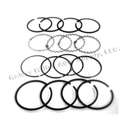 New Complete Piston Ring Set - .080