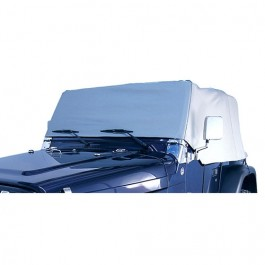 Cab Cover in Gray  Fits  76-86 CJ-7