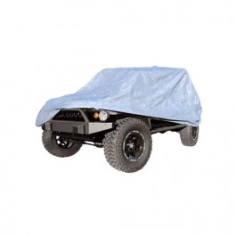 Three Layer Full Car Cover     Fits 76-86 CJ