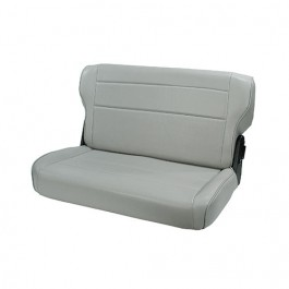 Fold and Tumble Rear Seat in Gray  Fits  76-86 CJ