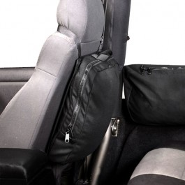 Seat Back Trail Bag, Detachable  Fits  76-86 CJ