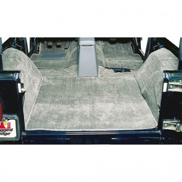 Replacement Carpet in Gray  Fits  76-86 CJ