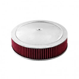 14 Inch Round Air Cleaner Assembly     Fits 72-83 CJ