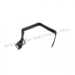 Windshield Hold Down Strap (attaches to front of grille)  Fits  41-64 MB, GPW, CJ-2A, 3A, 3B, M38