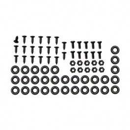 Seat Cover & Cushion Hardware Kit (Front - Upper & Lower) Fits 41-45 MB, GPW