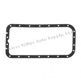 Replacement Oil Pan Gasket  Fits  41-71 Jeep & Willys with 4-134 engine