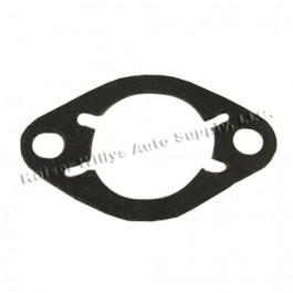 Replacement Carburetor Mount Gasket  Fits: 53-66 CJ-3B, 5, M38A1. Truck, Station Wagon, Jeepster
