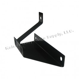 Passenger Side Oil Bath Air (Filter) Cleaner Support Bracket  Fits  41-54 MB, GPW, CJ-2A, 3A, M38