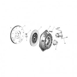 Clutch Friction Disc in 11