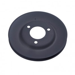 Crankshaft Pulley without AC  Fits  76-86 CJ with 6 Cylinder