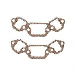 Exhasut Manifold Gasket Set  Fits  76-86 CJ with V8