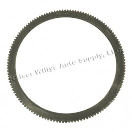 Flywheel Ring Gear 124 tooth  Fits  46-55 Truck, Station Wagon, Jeepster
