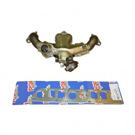 Exhaust Manifold Kit with Gasket  Fits  84-86 CJ with 2.5L 4 Cylinder