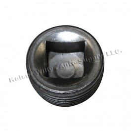 Front & Rear Differential Housing Bottom Drain Plug Fits: 41-71 Jeep & Willys