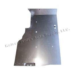 Front Floor Pan Repair Panel for Passenger Side Fits  52-66 M38A1