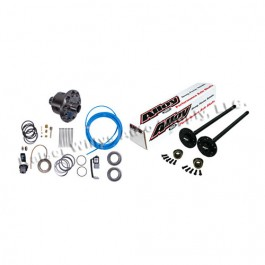 Alloy USA Axle Shaft Assembly Kit  Fits  72-83 CJ with Front Dana 30