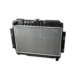 3 Core Radiator  Fits  76-86 CJ with V8 GM Conversion