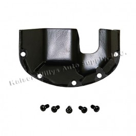 Heavy Duty Differential Skid Plate     Fits 76-86 CJ with Front Dana 30