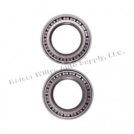 Differential Side Bearing Kit  Fits  76-86 CJ with Front Dana 30