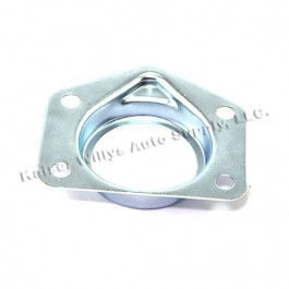 Outer Dust Shield  Fits  76-86 CJ with Rear AMC20