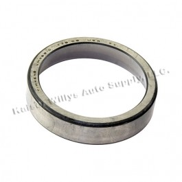 Bearing Cup with LM 48510  Fits  76-86 CJ with Rear AMC20