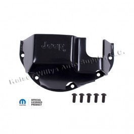 Differential Skid Plate, Stamped Jeep  Fits  81 CJ-7 with Dana 44