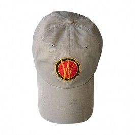 Willys Embroidered Hat (Khaki) Fits  41-71 Willys and Jeep