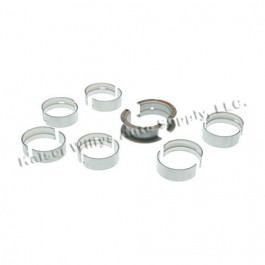 Main Bearing Set in Standard  Fits  76-86 CJ with 6 Cylinder