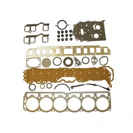 Engine Overhaul Gasket and Seal Kit  Fits  76-80 CJ with 6 Cylinder AMC