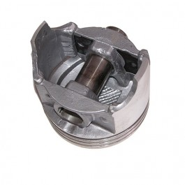 Piston with Pin in .020 Inch o.s.,  Fits  76-78 CJ with 6 Cylinder 232 258