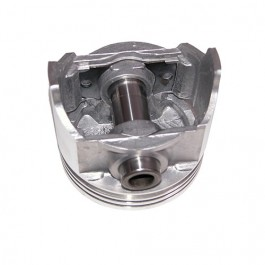 Piston with Pin in .030 Inch o.s.  Fits  76-78 CJ with 6 Cylinder 232 258