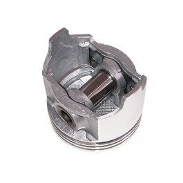 Piston with Pin in Standard  Fits  76-78 CJ with 6 Cylinder 232 258