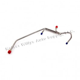 Fuel Line from Pump to Carburetor  Fits  76-83 CJ-5 with 6 Cylinder