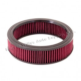 Synthetic Round Air Filter     Fits 72-86 CJ