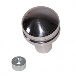 Billet Shift Knob without Shift Pattern  Fits  85-86 CJ