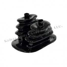 Transfer Case Rubber Boot for Twin Stick Shift  Fits  80-86 CJ with Dana 300 Transfer Case